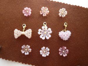 Sakura, Heart, Ribbon